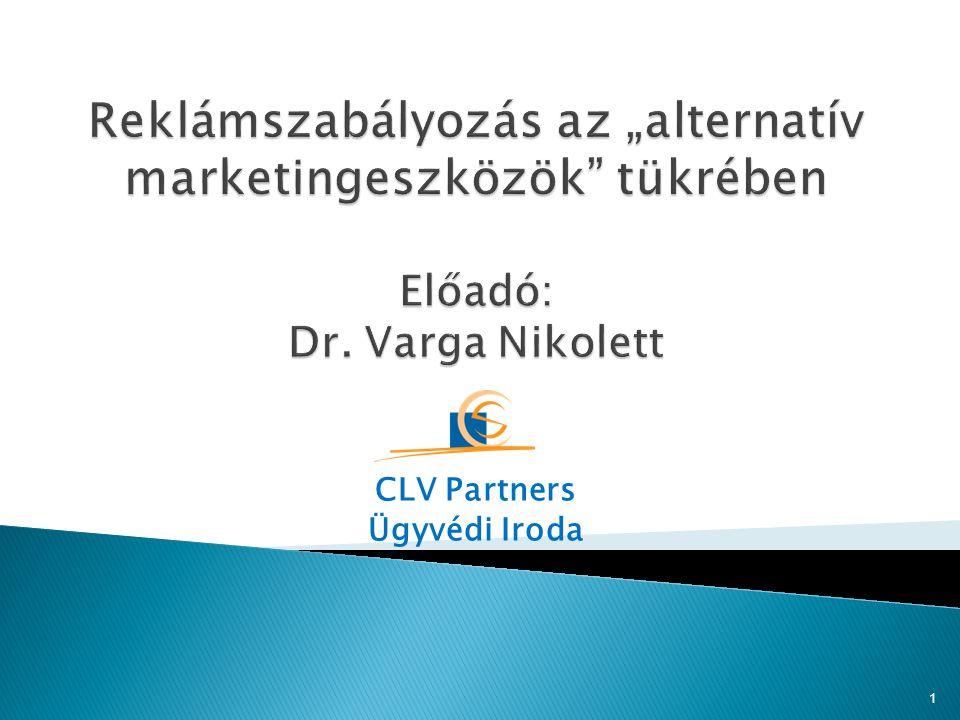CLV Partners Ügyvédi Iroda 1