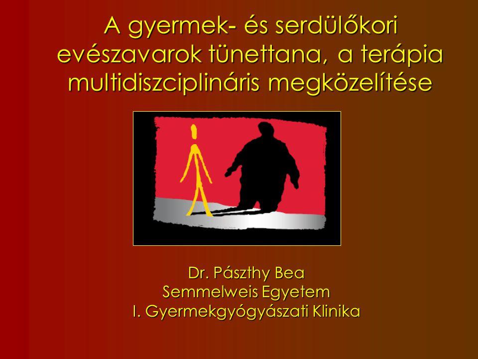 pszichoszomatikus Az evészavarok paradigmatikus értékű pszichoszomatikus zavarok, mert kitűnően példázzák azt, hogy a társadalmi-kulturális tényezők, a pszichológiai vonatkozások és a biológiai eltérések milyen komplex módon jelenhetnek meg egy kórképben ötvözve.