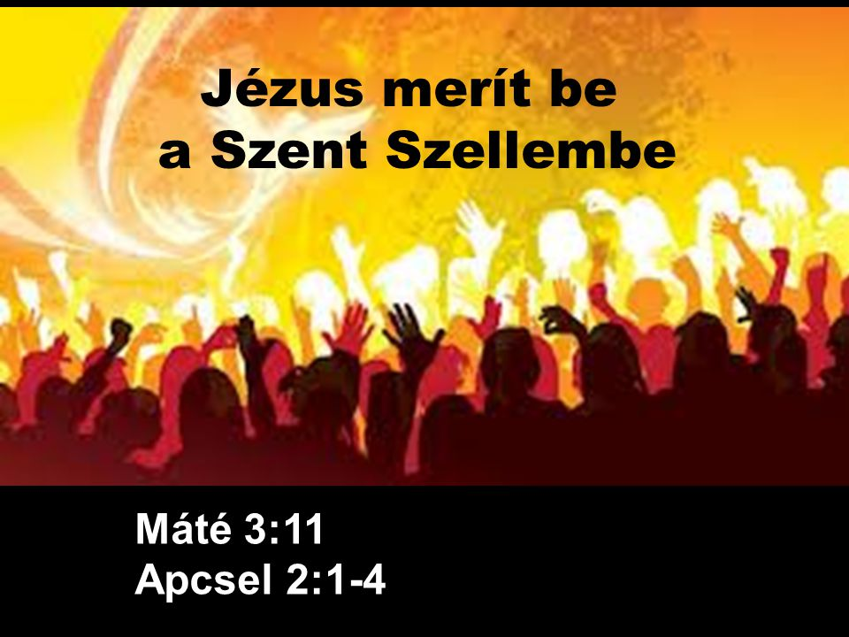 a Szent Szellem ajándékát a megtérők kapják meg Apcsel 8:9-23