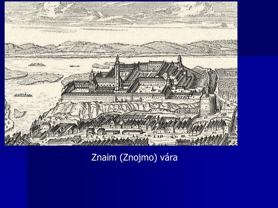 Znaim (Znojmo) vára