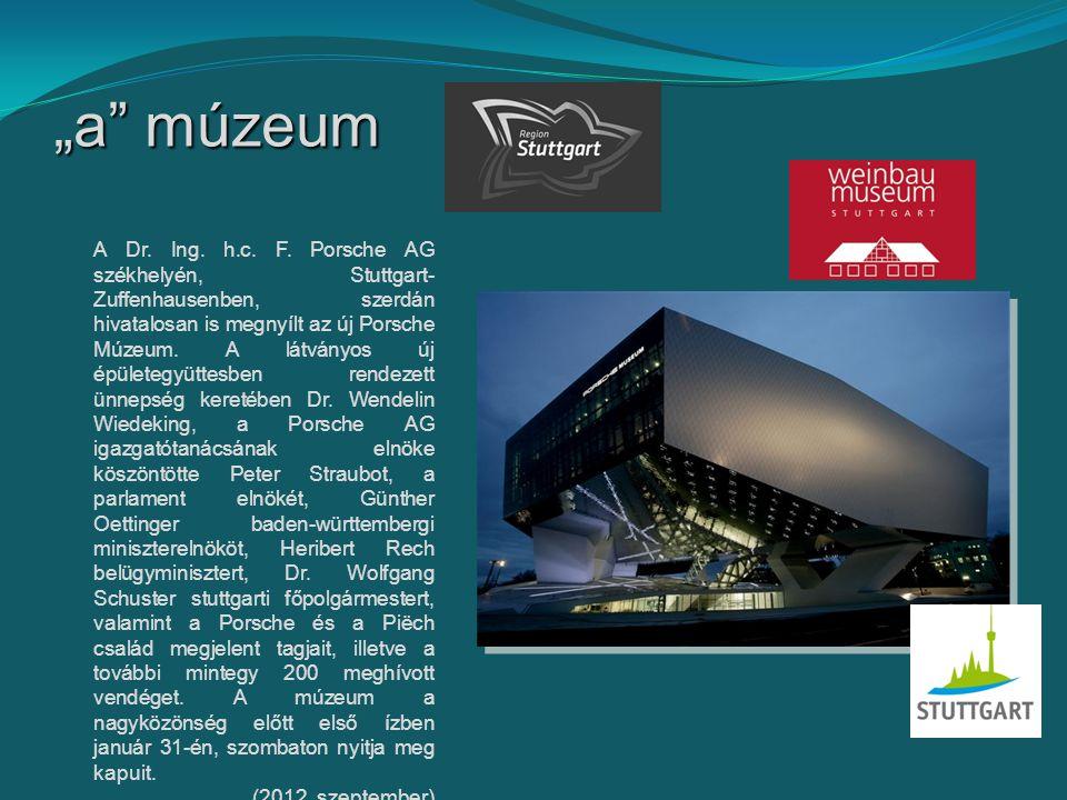 """a múzeum A Dr. Ing. h.c. F."