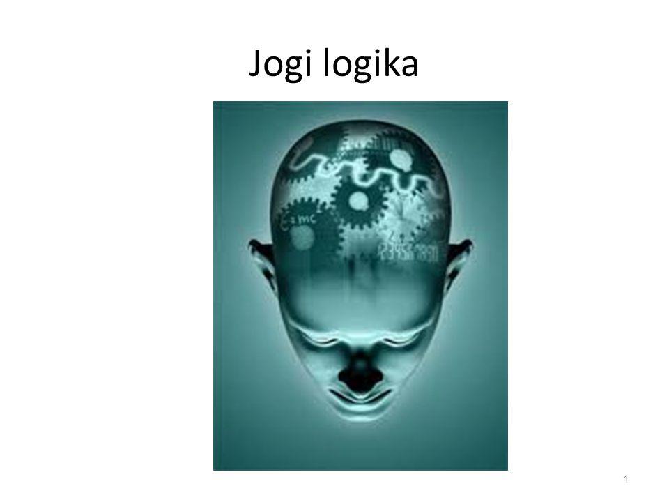 Van jogi logika.