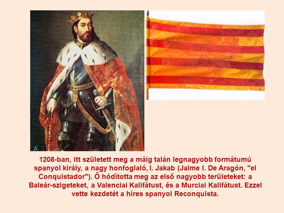 Volt egyszer egy ősi Hispánia, melyet a vizigótok uraltak a 8.