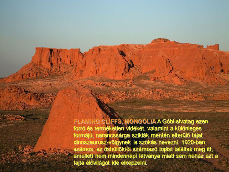 CSOKOLÁDÉ-DOMBOK, FÜLÖP-SZIGETEK A több mint 1200 szinte azonos domb láttán sokan úgy vélik, nem is emberkéz hozta létre e sajátos vidéket. A kúp form