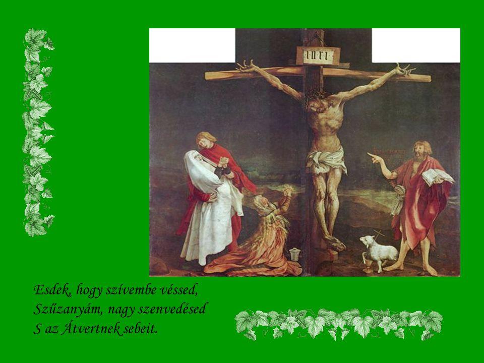 Hogy szívemben lángra kelne Krisztusomnak szent szerelme. Segíts neki tetszenem.