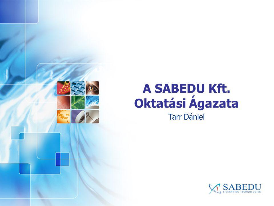 2002.december 09. A Sabedu Kft.