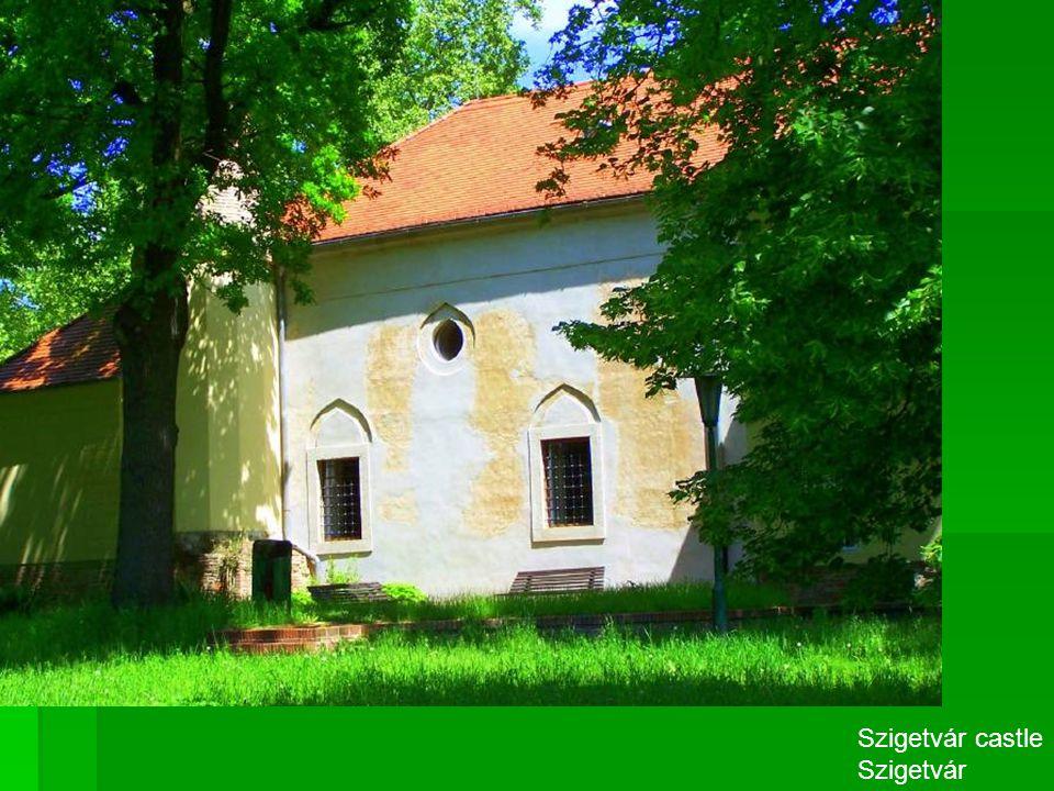 Szigetvár castle Szigetvár