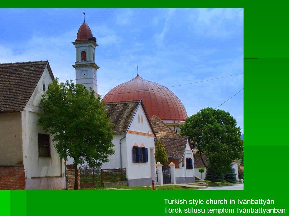 Mosque in Siklós Mecset Siklóson