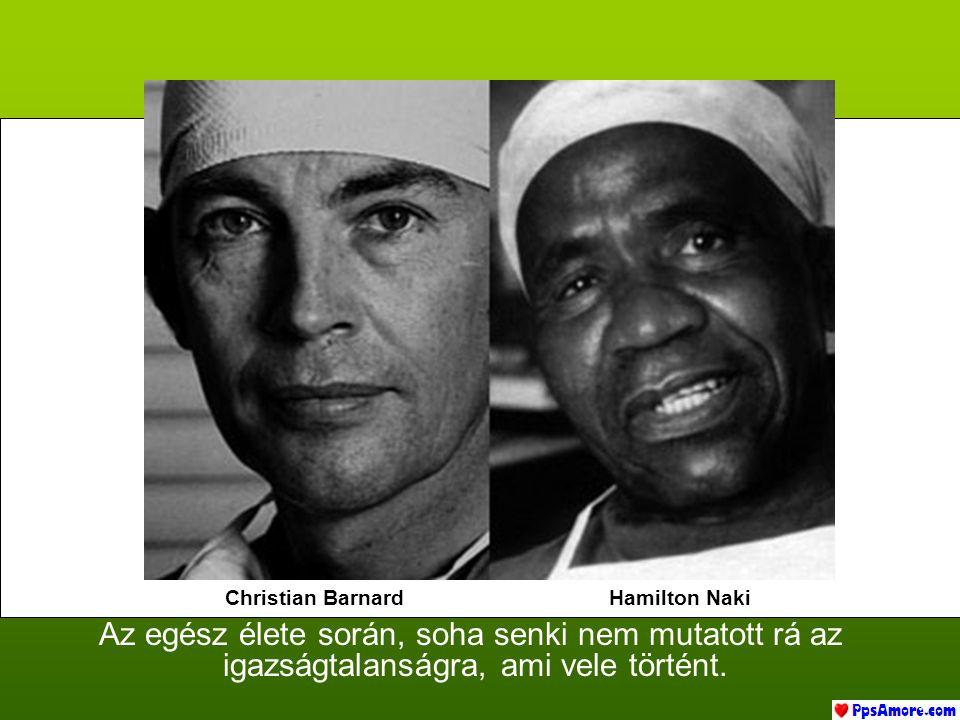 Amikor az apartheid véget ért megkapta a tiszteletbeli Doktori címet. (Doctor Honoris causa)