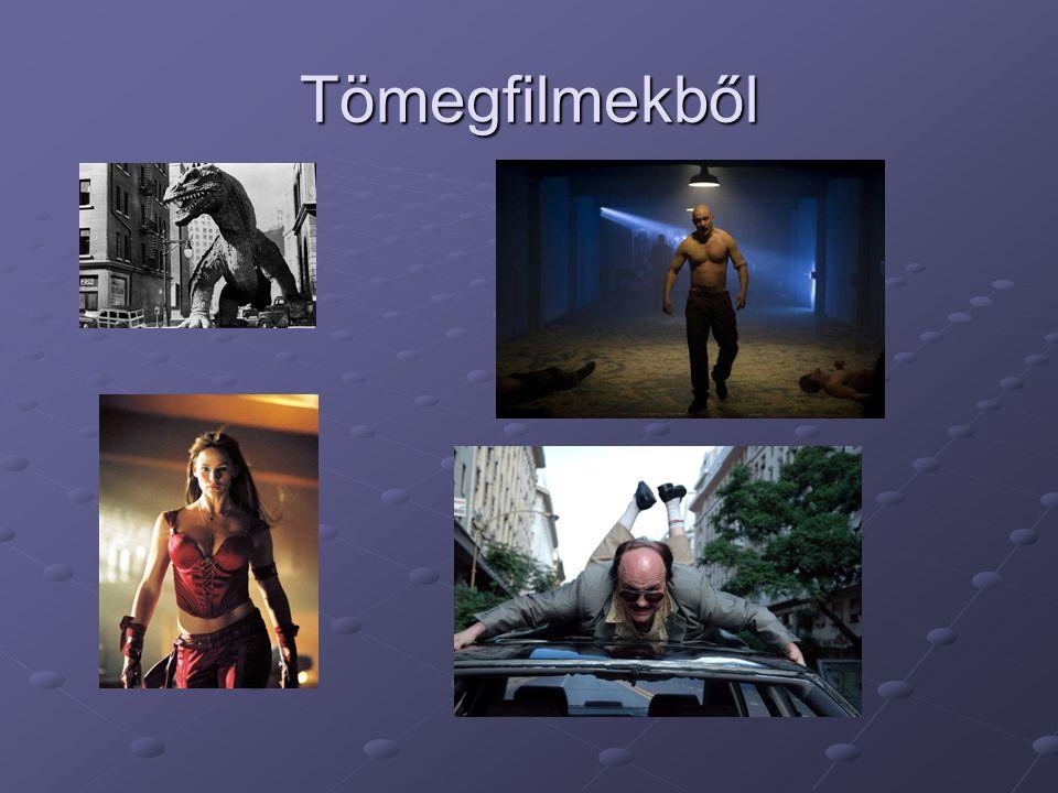 Tömegfilmekből