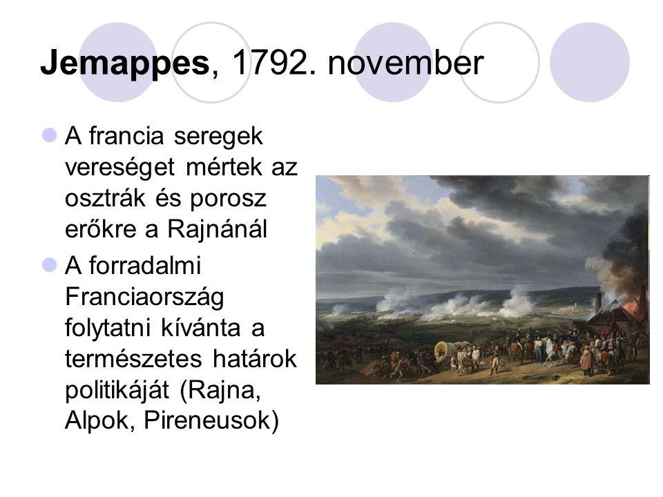 Jemappes, 1792.