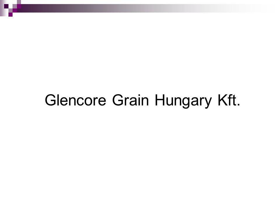 Glencore Grain Hungary Kft.
