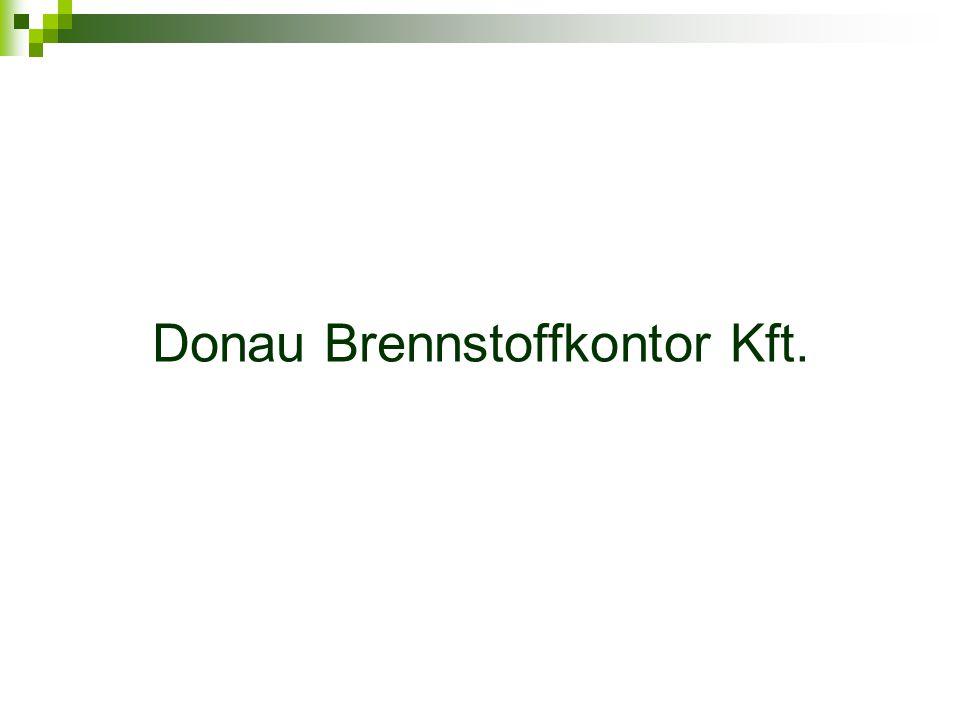 Donau Brennstoffkontor Kft.