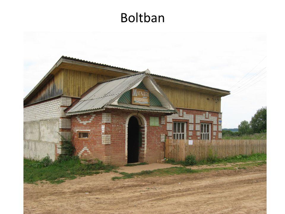 Boltban
