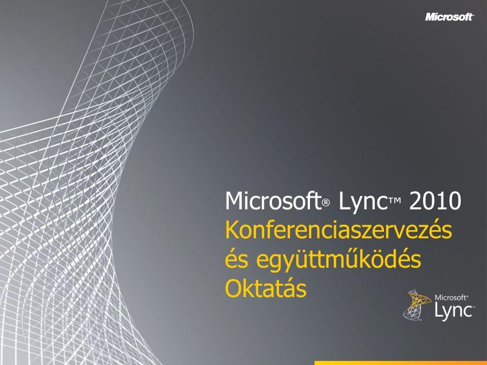 A felvételek megtekintése A felvételek megtekintése: 1.Kattintson a Start gombra, mutasson a Minden program, majd a Microsoft Lync menüpontra, és kattintson a Microsoft Lync Felvételkezelő parancsra.