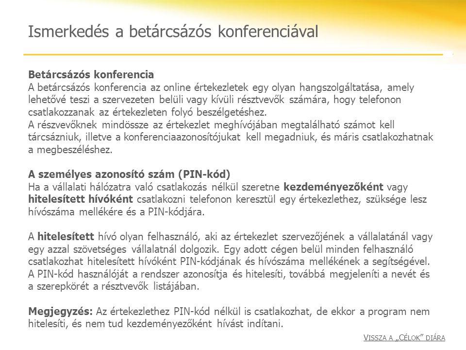 PowerPoint-bemutató tartása 4.