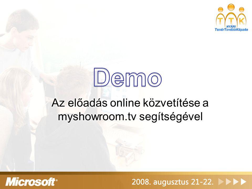 Windows Live szolgáltatások