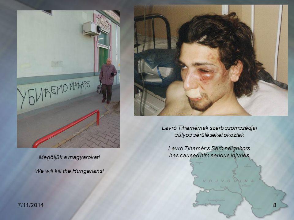 7/11/20149 Tilos a bejárat a kutyáknak, horvátoknak, magyaroknak és a bosnyákoknak (2007.