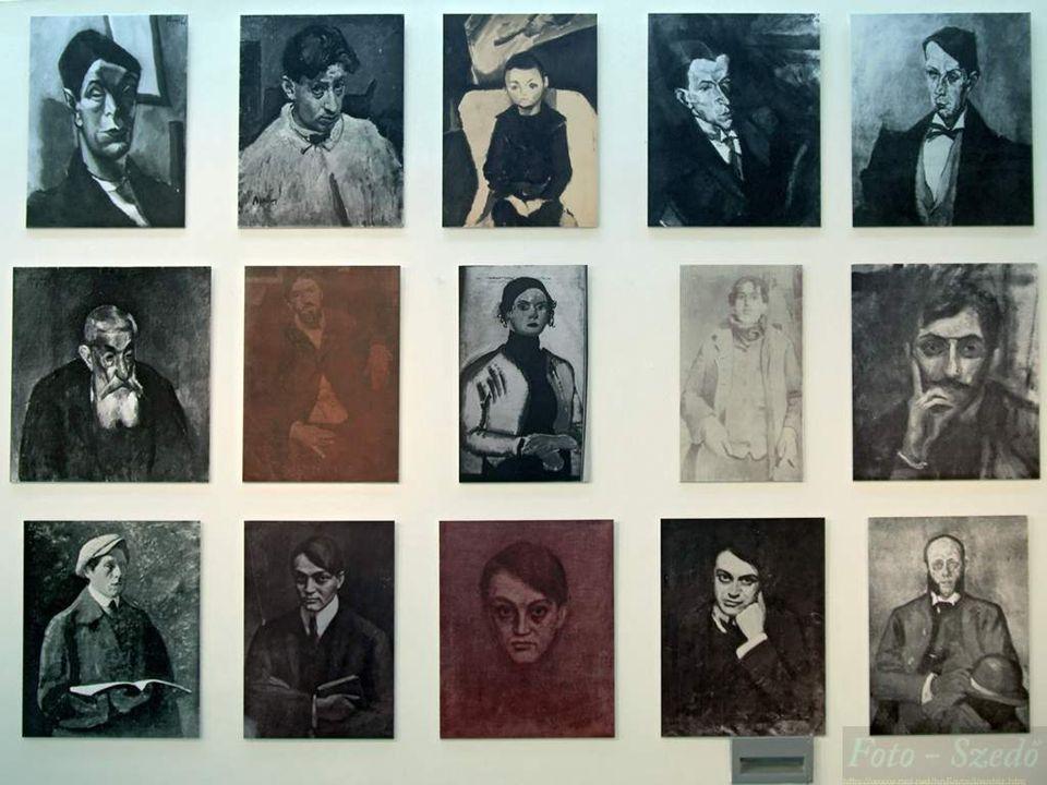 2011.02.13.Nyolcak festészete kiállítás, Pécs10