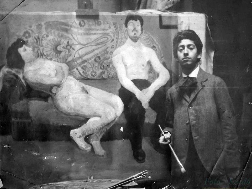 2011.02.13.Nyolcak festészete kiállítás, Pécs15