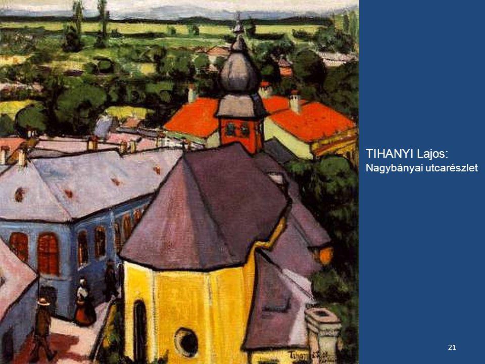2011.02.13.Nyolcak festészete kiállítás, Pécs20 Kernstok Károly:Lovasok a víz partján