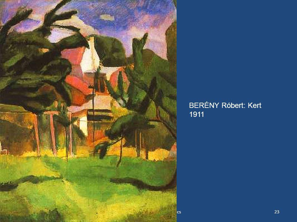 2011.02.13.Nyolcak festészete kiállítás, Pécs22 Márffy Ödön (1878 - 1959)Zebegényi téglagyár a Dunánál 1910 körül