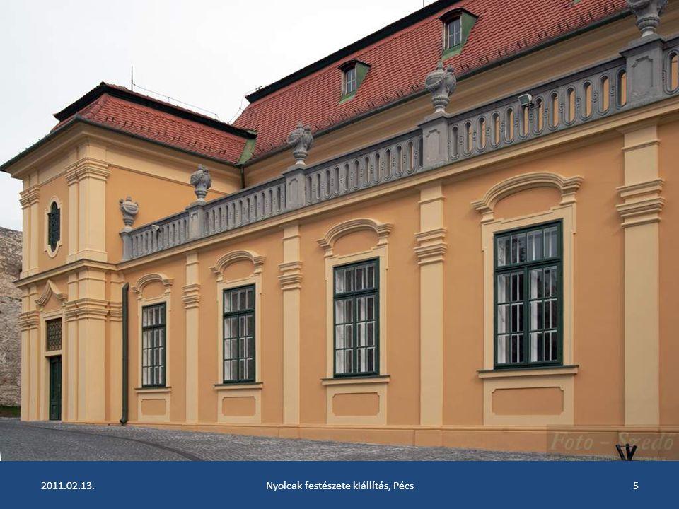 2011.02.13.Nyolcak festészete kiállítás, Pécs4