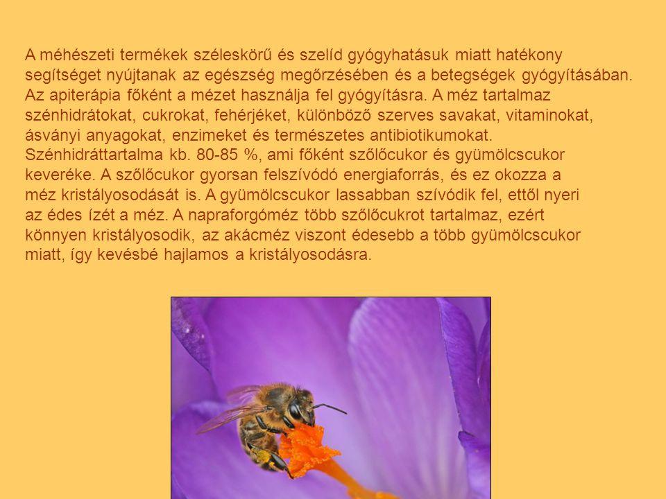 A mézet különböző receptekben gyógynövényekkel keverik, ezáltal felerősítik azok hatásait.