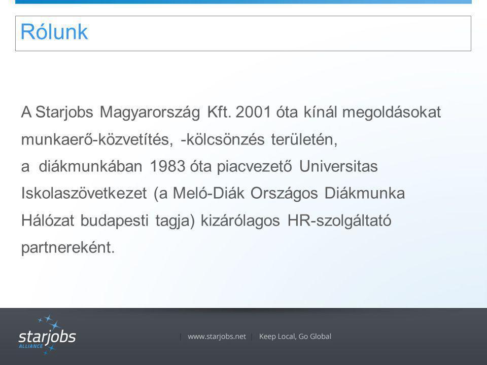 A Starjobs Magyarország Kft.