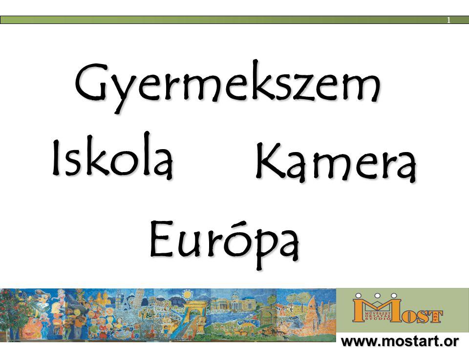 Gyermekszem KameraIskola Európa 1