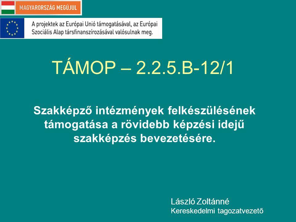Új Széchenyi Terv – kitörési pont Magyarország versenyképességének javítása, Tíz év alatt egymillió új munkahely teremtése Foglalkoztatási program  szakképzési rendszer fejlesztése