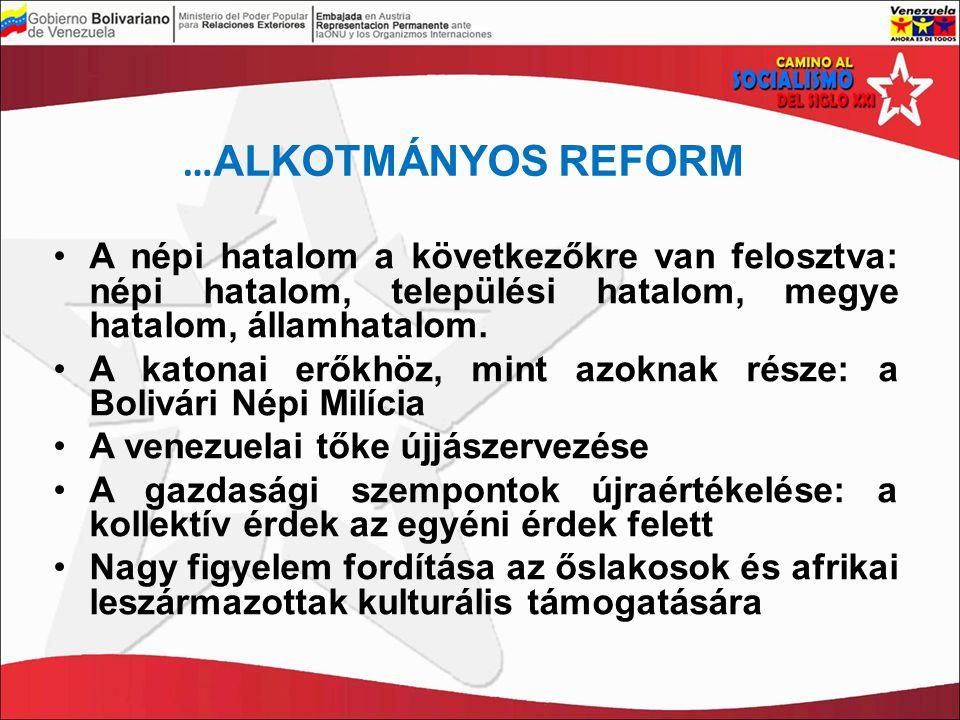 JOG ENGEDÉLYEZÉSE: ELSŐ MOTOR Közvetlen út a szocializmushoz MÁSODIK MOTOR ALKOTMÁNYOS REFORM: Állam szocialista jogokkal NÉPI HATALOM KIROBBANÁSA ÖTÖDIK MOTOR Ideológiai, forradalmi, szocialista demokrácia ERKÖLCS ÉS FELVILÁGOSULTSÁG HARMADIK MOTOR Oktatás szocialista értékek alapján A HATALOM ÚJ GEOMETRIÁJA NEGYEDIK MOTOR Szocialista újjászervezése a nemzet geopolitikájának