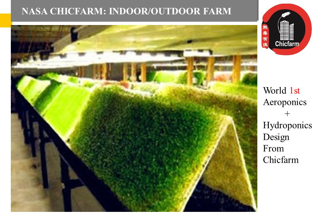 Az Audi Hungaria elvárásai és részvétele a magyar regionális repülőterek fejlesztésében World 1st Aeroponics +HydroponicsDesignFromChicfarm NASA CHICFARM: INDOOR/OUTDOOR FARM