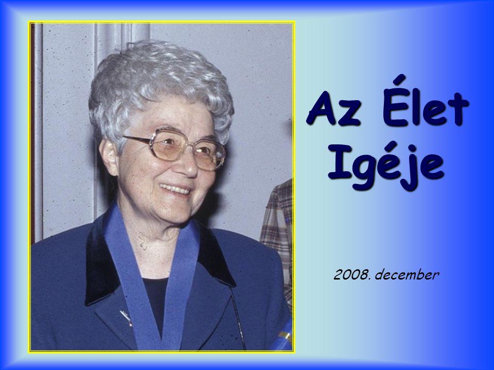 Az Élet Igéje 2008. december
