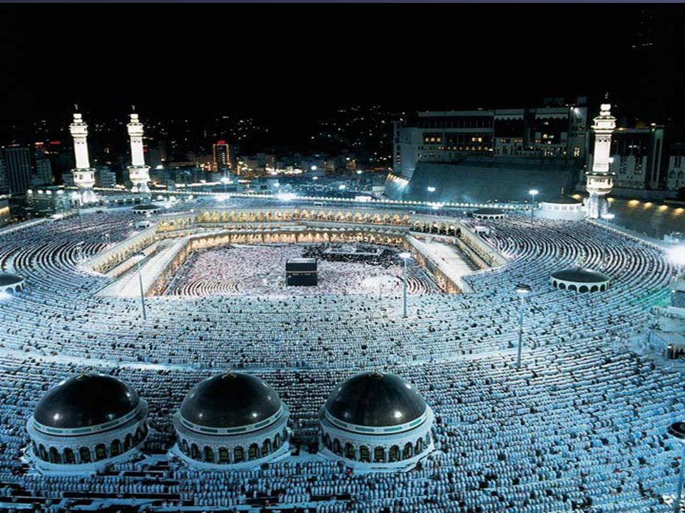 A mekkai zarándoklat A zarándoklat mindig a holdév utolsó hónapjának nyolcadik napján kezdődik és a tizenharmadikon ér véget. Minden napra el van rend