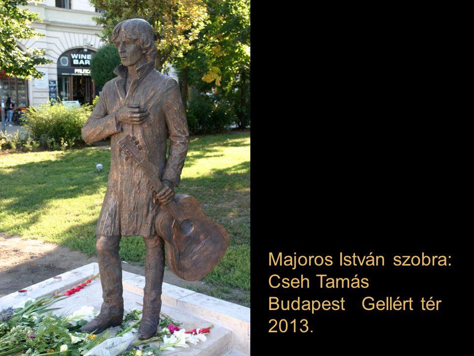 Gyurcsek Ferenc martfűi művész alkotása: Radnóti Miklós és Fanni Szeged 2013.