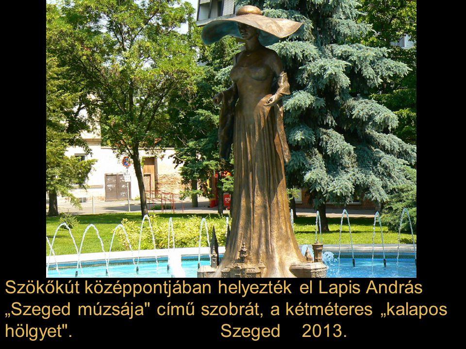 Felavatták a tragikus körülmények között 2008- ban elhunyt Kolonics György olimpiai bajnok kenus szobrát Kligl Sándor Munkácsy- díjas szobrászművész a