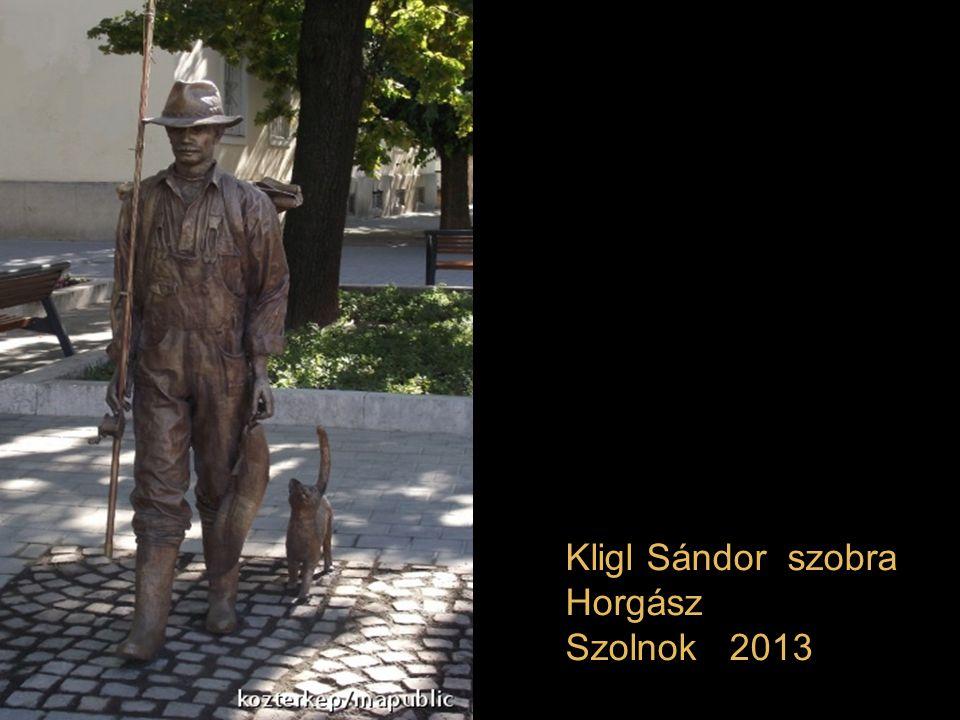 Liszt Ferenc szobor Veres Gábor szobrászművész alkotása. Kőszeg 2013.