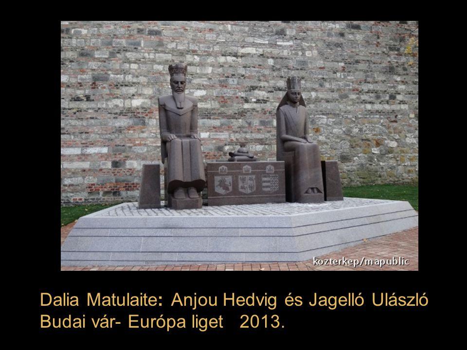 Harmath István bajai szobrászművész Tisza István szobra Budapesten, a róla elnevezett téren (Thököly út és a Róna utca kereszteződésénél). 2013.