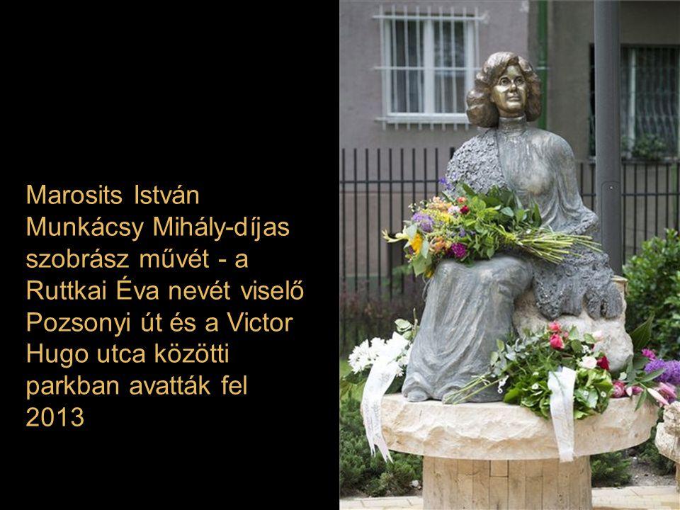 Szanyi Péter szobra: Szindbád Budapest Óbuda 2013.