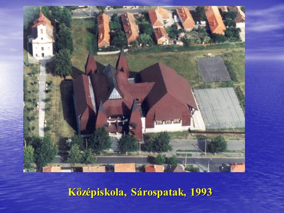 Magyar pavilon, Sevilla- világkiállítás - 1992