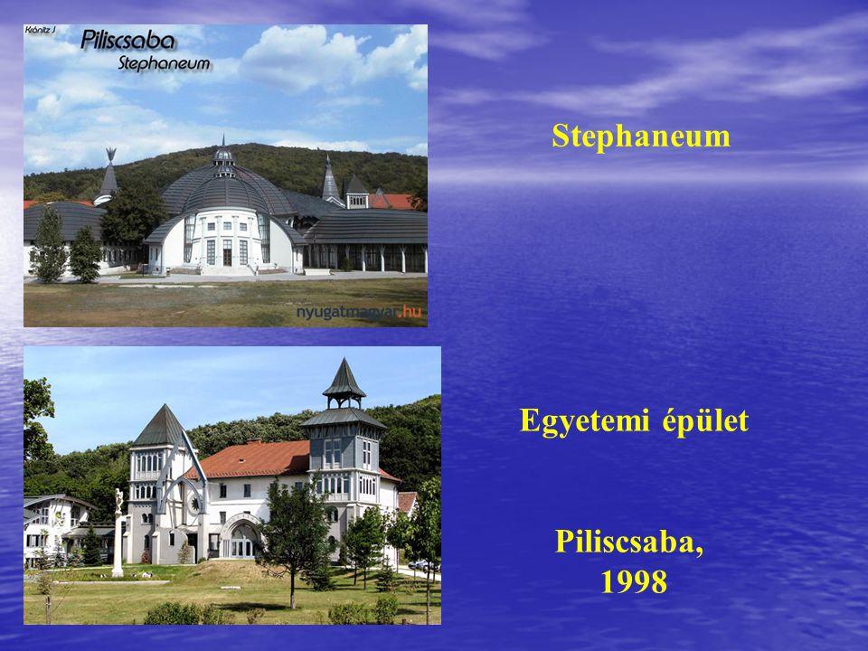 Ref. templom-Kolozsvár, 1994