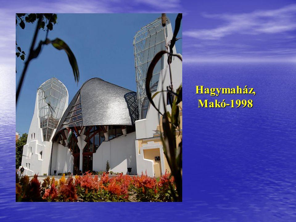Róm. kat. templom, Százhalombatta, 1998