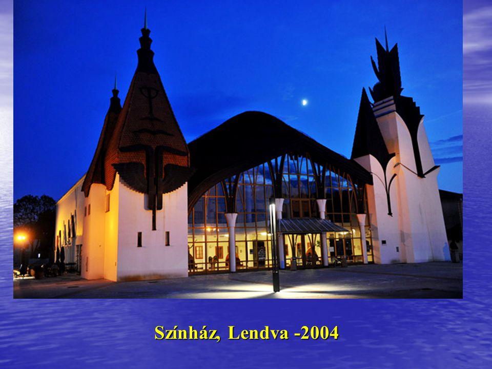 Sportcsarnok, Makó - 2001
