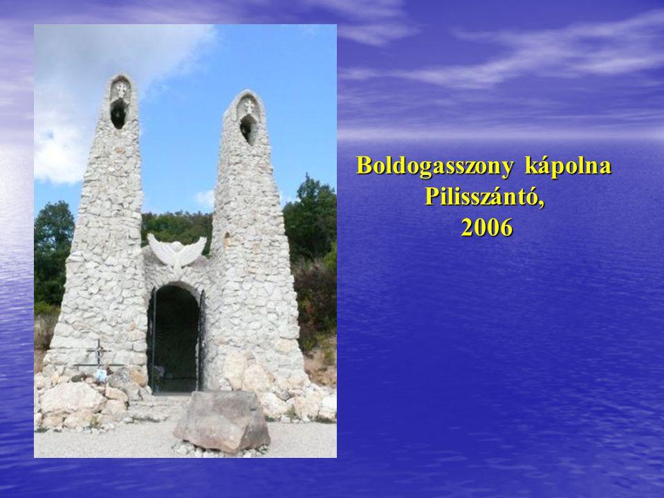 R. kat. templom, Csíkszereda 2003