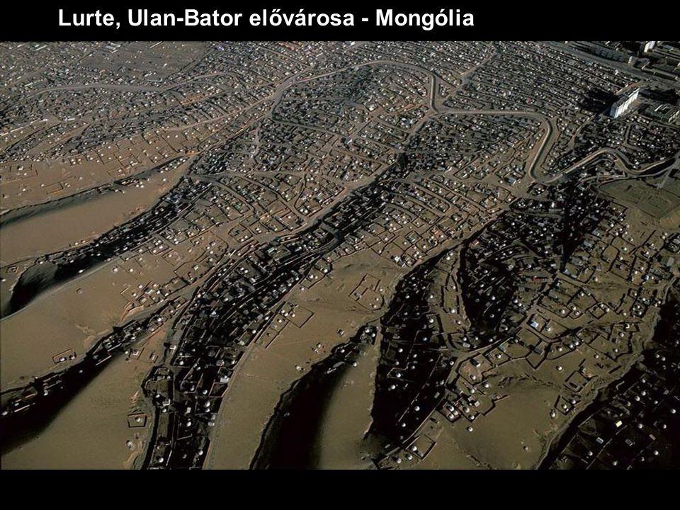 Lurte, Ulan-Bator elővárosa - Mongólia