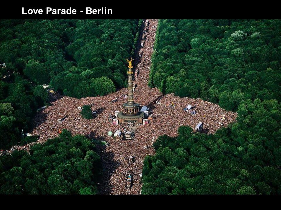 Love Parade - Berlin