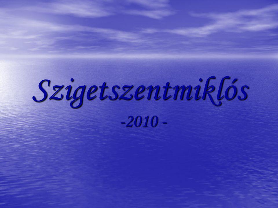 Szigetszentmiklós -2010 -