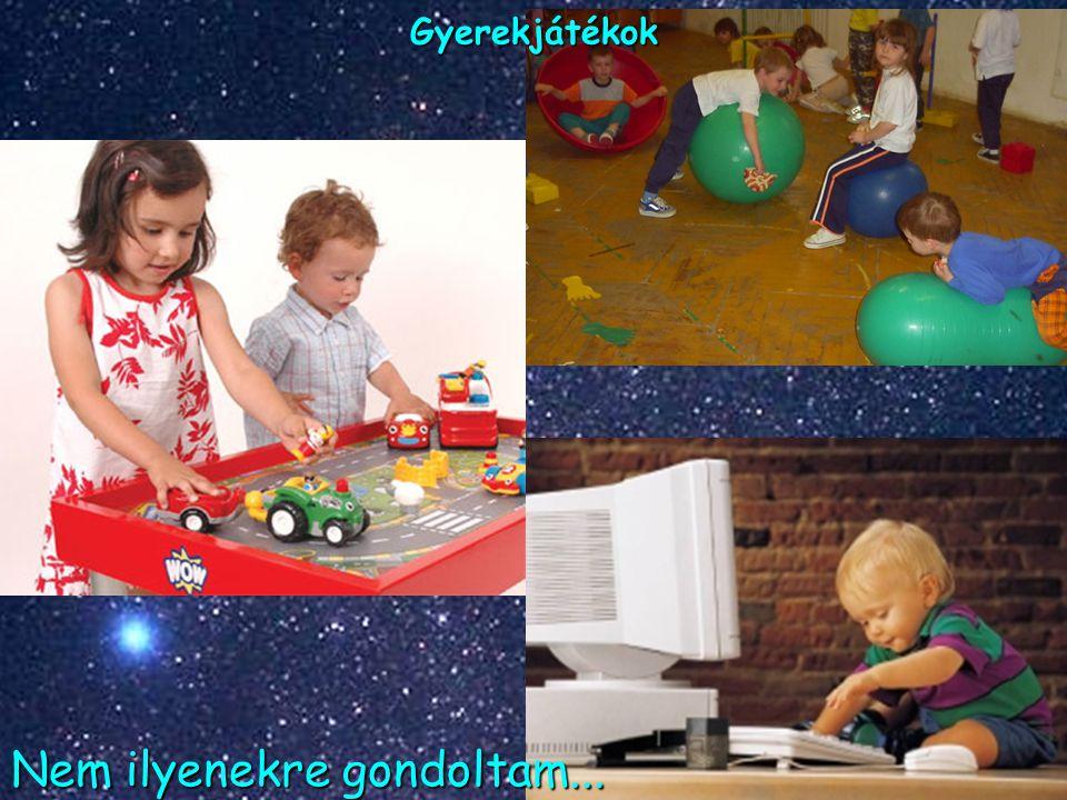 Gyerekjátékok Children s toys Az Auriga Módszer