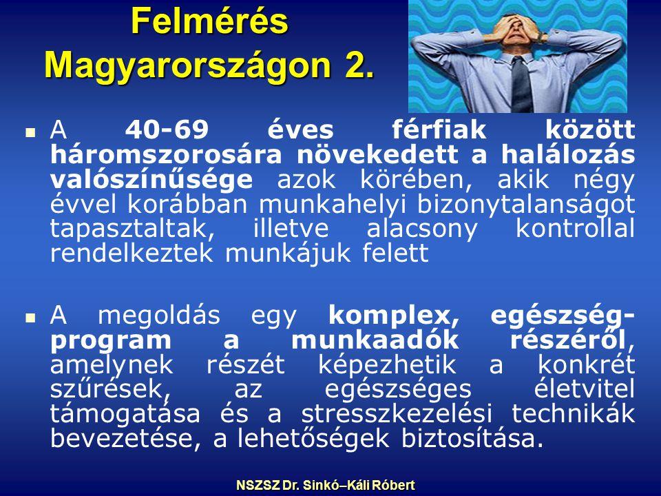 Felmérés Magyarországon 2.